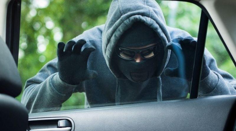 Кражи из автомашины