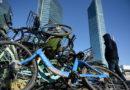 Велошеринг в Китае