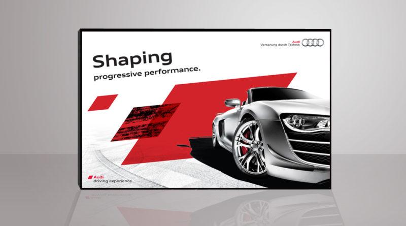 Производитель Audi запустил аренду в России
